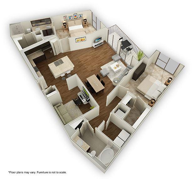 Apts For Rent Houston: Luxury Apartments In Houston's