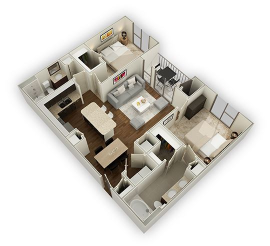 Apartments For Rent in Houstons Energy Corridor