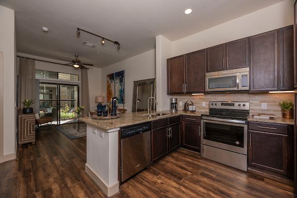 One Bedroom Apartment Rental In Houston S Energy Corridor